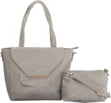 Clublane Shoulder Bag (Grey)