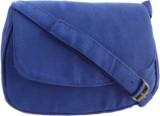 Hi Look Shoulder Bag (Blue)