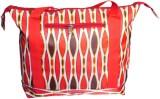 Attache Shoulder Bag (Red, Brown)