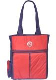 Black & Yellow Shoulder Bag (Red)