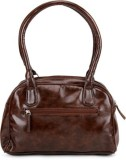 Donna & Drew Hand-held Bag (Brown)