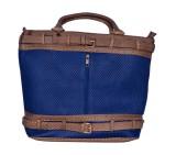 Asterbell Shoulder Bag (Blue)