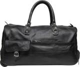 C Comfort Shoulder Bag (Black)