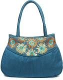 Indian Rain Hand-held Bag (Blue)