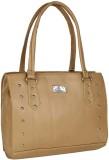 Jewel Fuel Shoulder Bag (Beige)