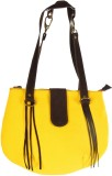 Mankha Hand-held Bag (Yellow)