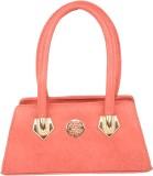 Violet Hand-held Bag (Pink)