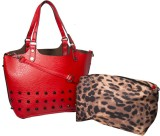 Legal Bribe Shoulder Bag (Red)