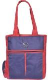 Black & Yellow Shoulder Bag (Blue)