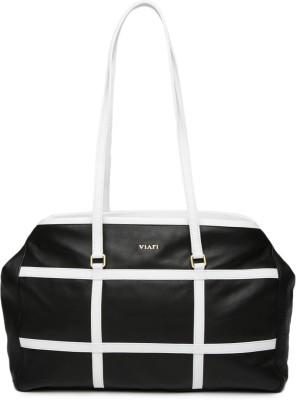 Viari Hand-held Bag(BLACK)