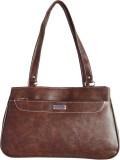 Freddys Hand-held Bag (Brown)