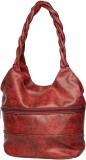 Pentafive Hand-held Bag (Maroon)