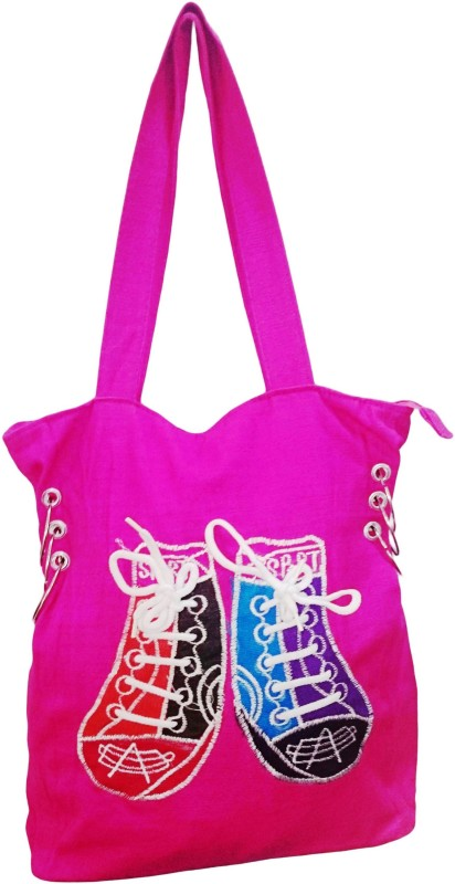 Colorhut Shoulder Bag(Pink)