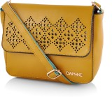 Daphne Sling Bag (Yellow)