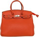 Peaubella Hand-held Bag (Orange)