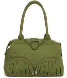 Indian Rain Hand-held Bag (Green)