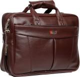 Just Bags Messenger Bag (Brown)