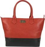 Lomond Shoulder Bag (Red, Black)
