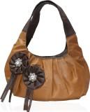 Firangi Hand-held Bag (Brown)