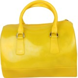 Armadio Hand-held Bag (Yellow)