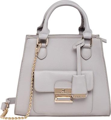 Diana Korr Hand-held Bag(Grey)