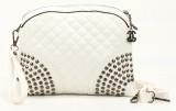 Liza Hand-held Bag (White)