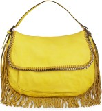Vero Couture Hand-held Bag (Yellow)