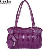 Costa Swiss Hand-held Bag (Purple)