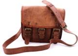 Bonafide Leathers Shoulder Bag (Brown)