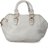 Kart Out Hand-held Bag (White)