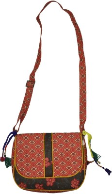 Lal Haveli Sling Bag