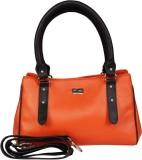 Beau Design Messenger Bag (Orange)