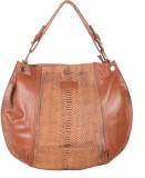 Adamis Hand-held Bag (Tan)