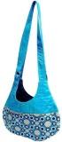 Indha Craft Shoulder Bag (Blue)