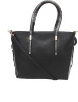 Saffron Craft Shoulder Bag(Black)