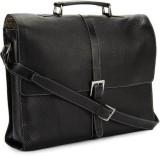 Tortoise Messenger Bag (Black)