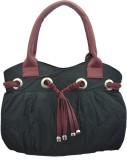 Lady Queen Messenger Bag (Black)