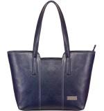 Louise Belgium Hand-held Bag (Blue)