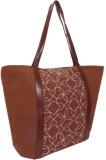 Hi Look Hand-held Bag (Brown)