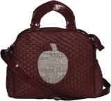 Naaz Bag Collection Hand-held Bag (Maroo...
