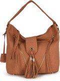 Diana Korr Shoulder Bag (Brown)