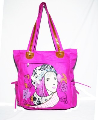Mantra Messenger Bag(Pink-01)