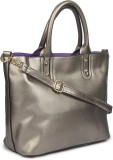 Legal Bribe Hand-held Bag (Grey)
