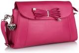 BUTTERFLIES Satchel (Pink)