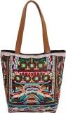 Hi Look Hand-held Bag (Multicolor)