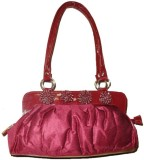 Atorakushon Shoulder Bag (Maroon)