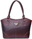Lovbird Hand-held Bag (Brown)