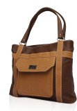 Vintage Messenger Bag (Brown)