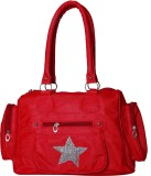 New Zovial Hand-held Bag (Red)