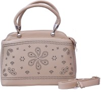 Charu Boutique Hand-held Bag(Beige)